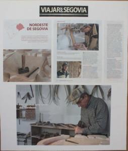 Revista - Viajar por Segovia - Primavera 2014.