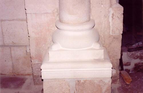 Restauración de la iglesia de los Santos Justo y Pastor de Sepúlveda (Segovia).