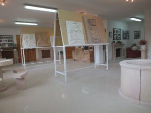 Vista de nuestra sala de Exposición.