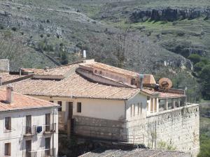 Restaurante para bodas y banquetes y discoteca La Violeta en Sepúlveda (Segovia).
