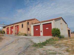 Garajes de la Comunidad de Villa y Tierra de Sepúlveda.