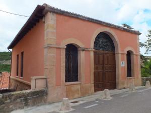 Edificio del Museo Lope Tablada de Diego en Sepúlveda.
