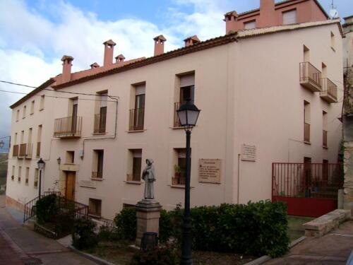 Residencia de Ancianos de Cáritas Parroquial de Sepúlveda.