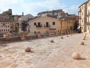 Pavimentación calle Espinacar de Sepúlveda.