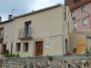 Casa rehabilitada en Sepúlveda (Segovia).