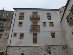 Rehabilitación de edificio en Sepúlveda.