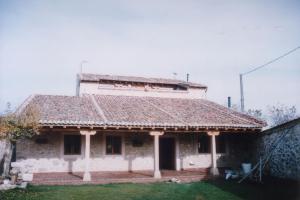 Casa rehabilitada en la Nava – (Segovia).
