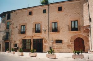 Edificio de la Antigua Cárcel de Sepúlveda. Rehabilitado.