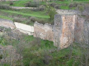 Restauración de la muralla de Sepúlveda.