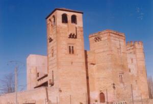 Restauración del Castillo de Castilnovo (Segovia).