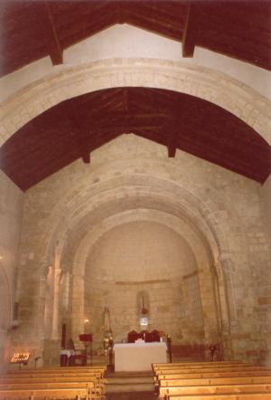 Restauración de la iglesia de San Bartolomé  en Sepúlveda.