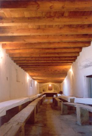Restauración del techo y cubierta de la Casa de Hermandad de la Cofradía del Corpus en Sepúlveda.