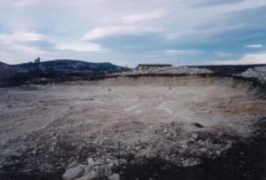 Demoliciones, desmontes y vaciados de terreno.